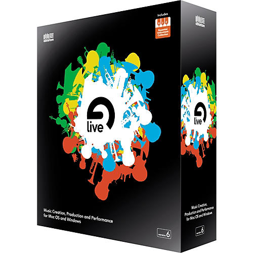 Ableton Live 6 Music Software