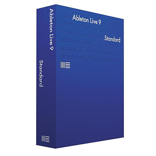 Ableton Live 9 Standard Educational Version Software Download