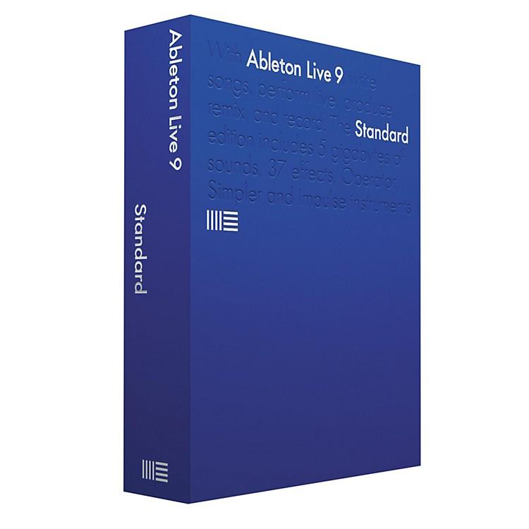 AbletonLive 9 Standard Educational Version Software Download