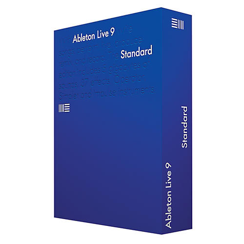 Ableton Live 9 Standard Upgrade from Live Lite