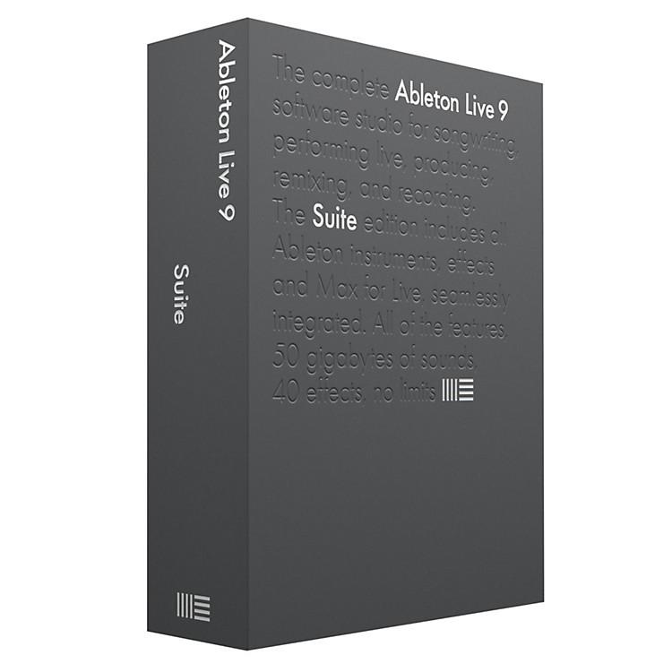 AbletonLive 9 Suite Educational Version Software Download