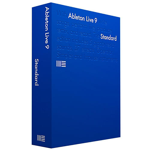Ableton Live 9.5 Standard Educational Version