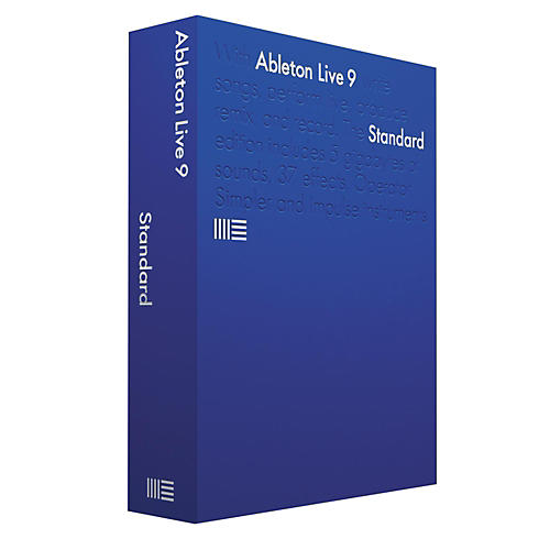 Ableton Live 9.7 Standard Educational Version Software Download-thumbnail