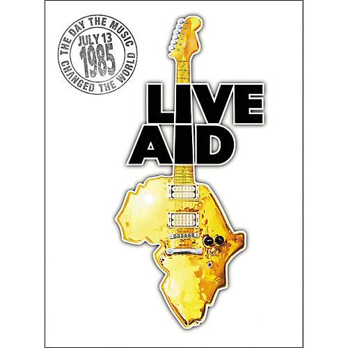Music CD Live Aid (DVD)