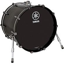 Yamaha Live Custom Oak Bass Drum 20 x 16 in. Black Wood