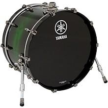 Yamaha Live Custom Oak Bass Drum 20 x 16 in. Emerald Shadow Sunburst