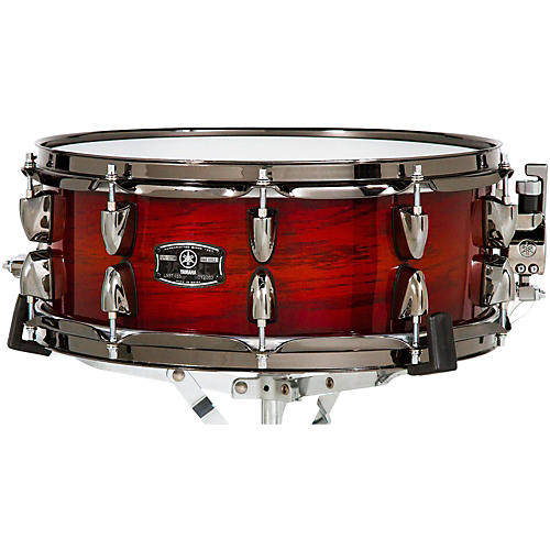 Yamaha Live Custom Snare Drum 14 x 5.5 in. Amber Shadow Sunburst