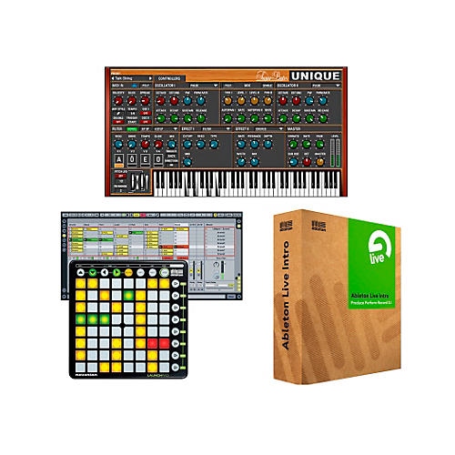 Ableton Live EDM Package 1
