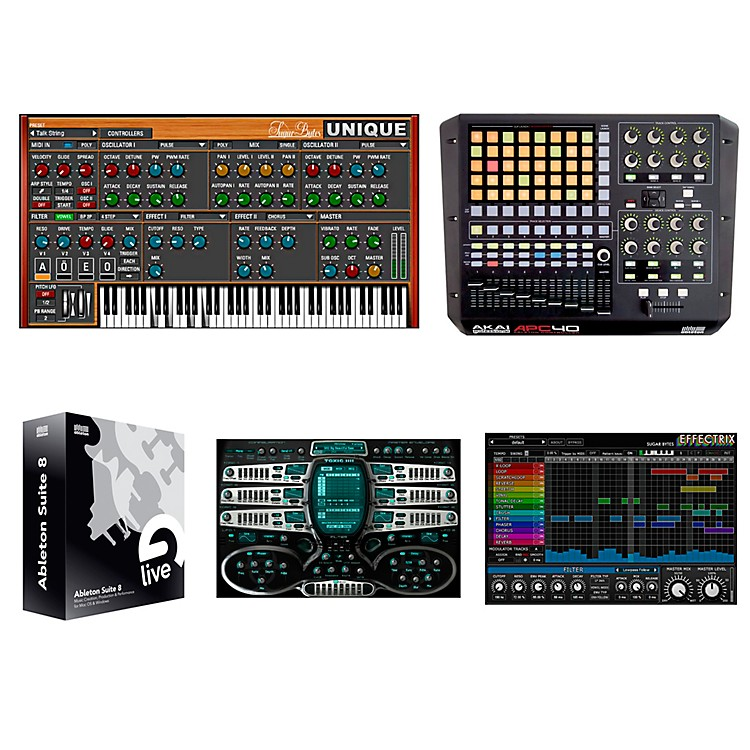 Ableton Live EDM Package 3