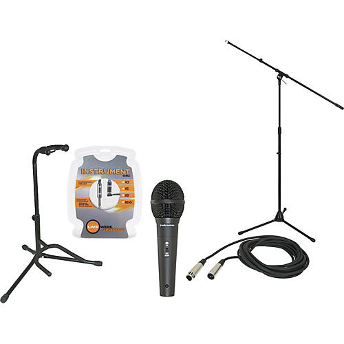 Musician's Gear Live Performer Package
