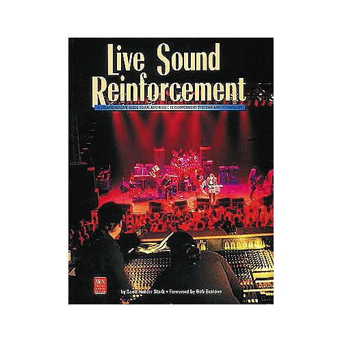 Hal Leonard Live Sound Reinforcement Book