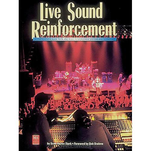 Course Technology PTR Live Sound Reinforcement Book