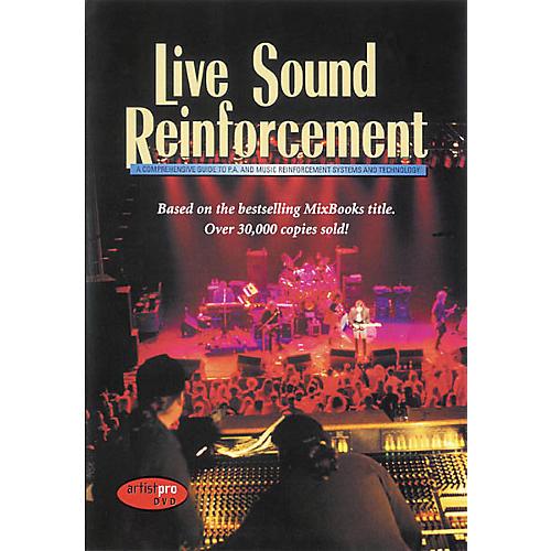 ArtistPro Live Sound Reinforcement (DVD)-thumbnail