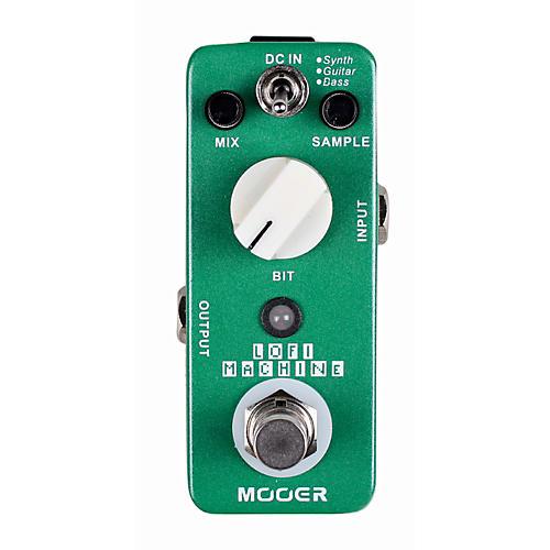 Mooer LoFi Machine Sample Reducing Effects Pedal-thumbnail