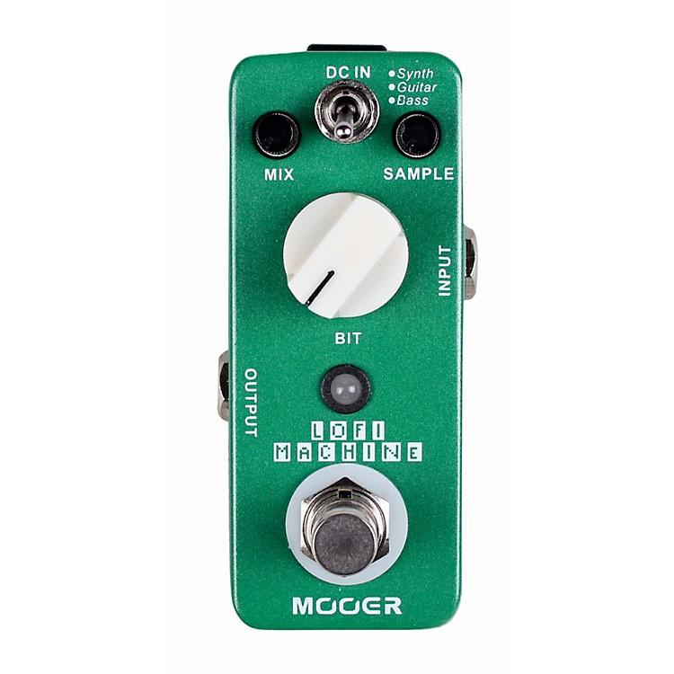 MooerLoFi Machine Sample Reducing Effects Pedal