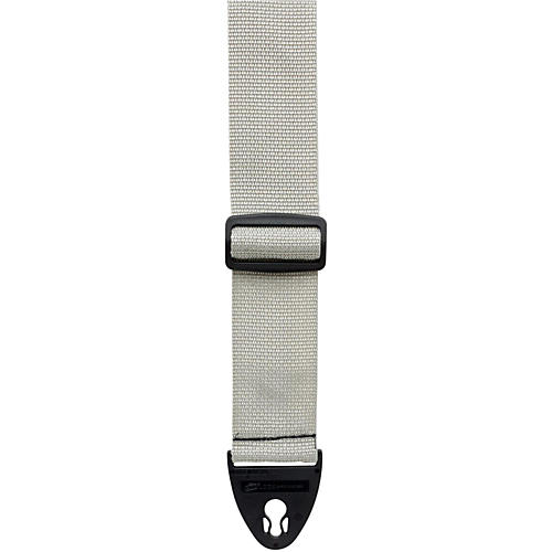 D'Andrea Locking Nylon Straps Silver