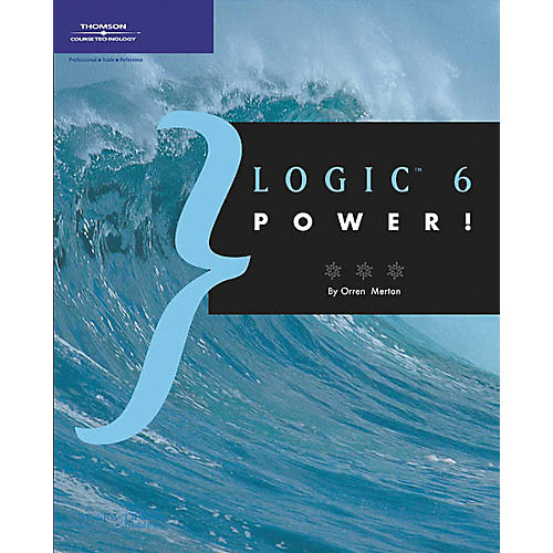 Course Technology PTR Logic 6 Power! Book-thumbnail