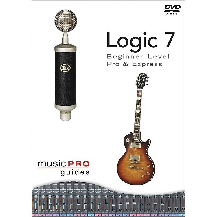 Hal LeonardLogic 7 - Beginner Level, Pro and Express DVD
