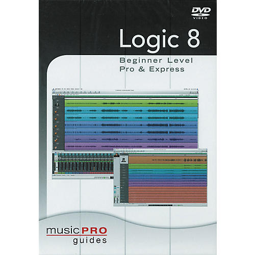 Hal Leonard Logic 8 Beginner Level (DVD)