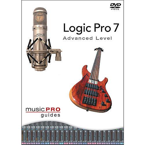 Hal Leonard Logic Pro 7 - Advanced Level DVD