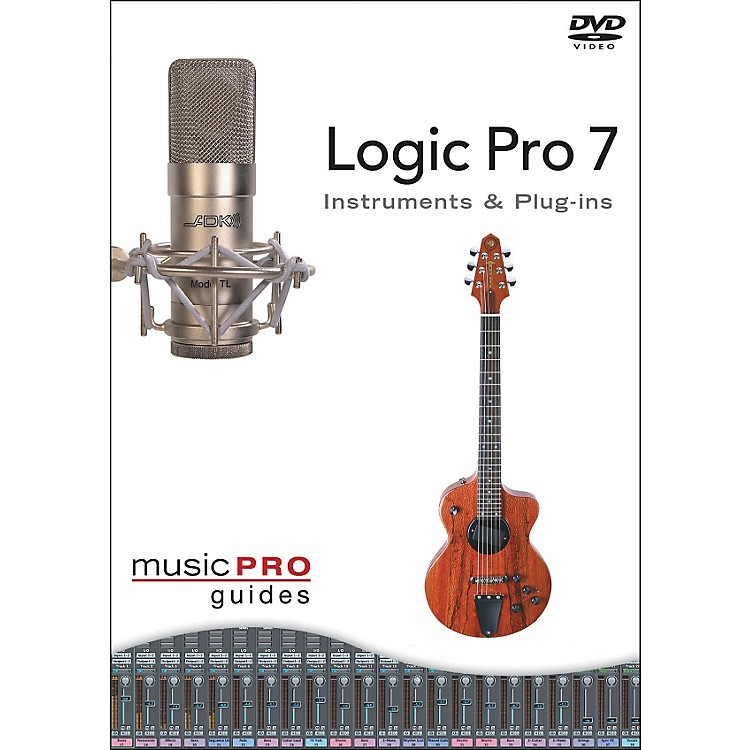 Hal Leonard Logic Pro 7 - Instrument and Plug-Ins DVD