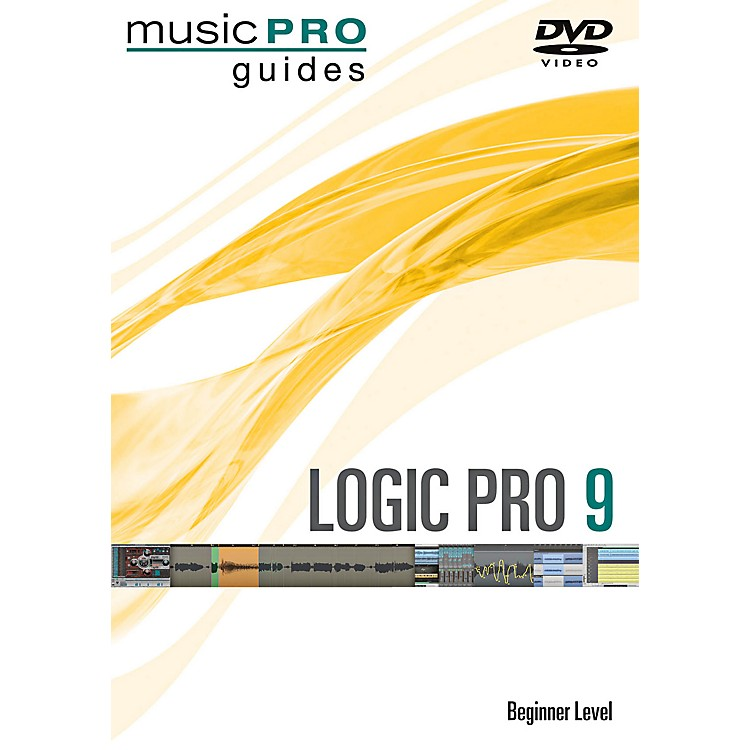 Hal LeonardLogic Pro 9 Beginner Music Pro Series DVD