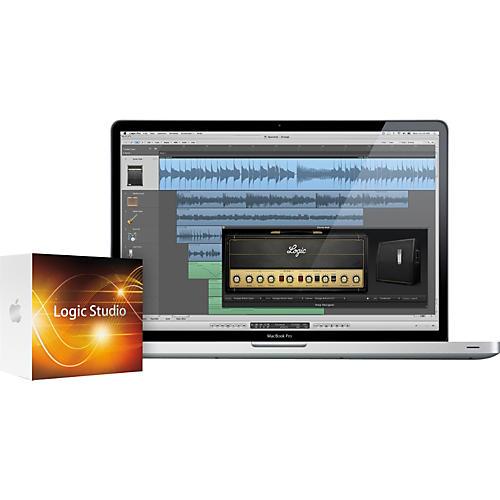 Apple Logic Studio 9 Upgrade from Logic Pro / Studio-thumbnail