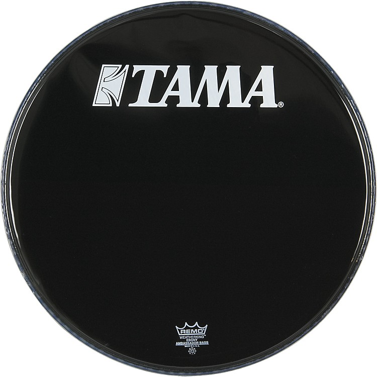 Tama Logo Bass Drum Kick Head