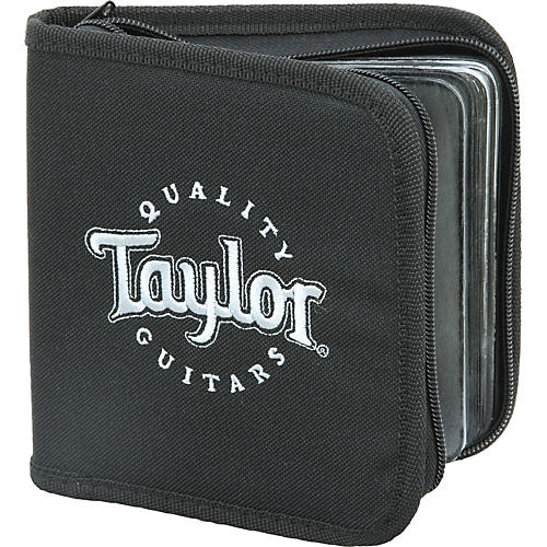Taylor Logo CD Case