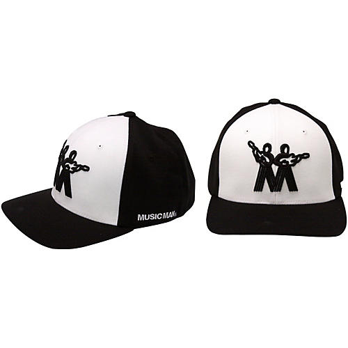 Ernie Ball Music Man Logo Flex Fit Hat  L/XL