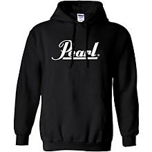 Pearl Logo Hoody X Large Black