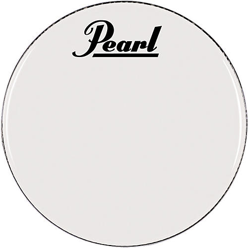 Pearl Logo Marching Bass Drum Heads 18 in.