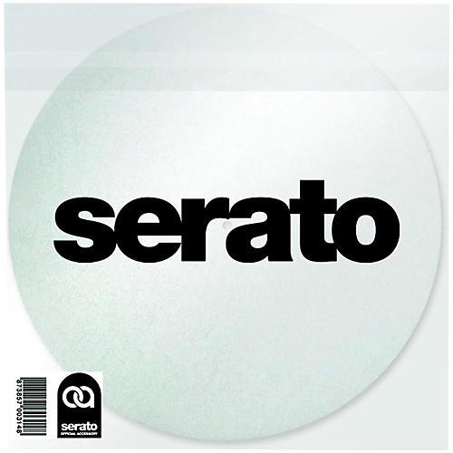 SERATO Logo Slipmats (Pair) White