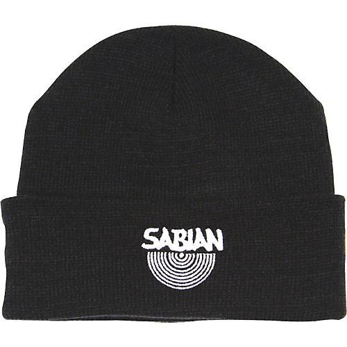 Sabian Logo Winter Toque Wool Knit Cap-thumbnail