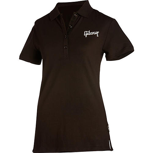 Gibson Logo Women's Polo Shirt