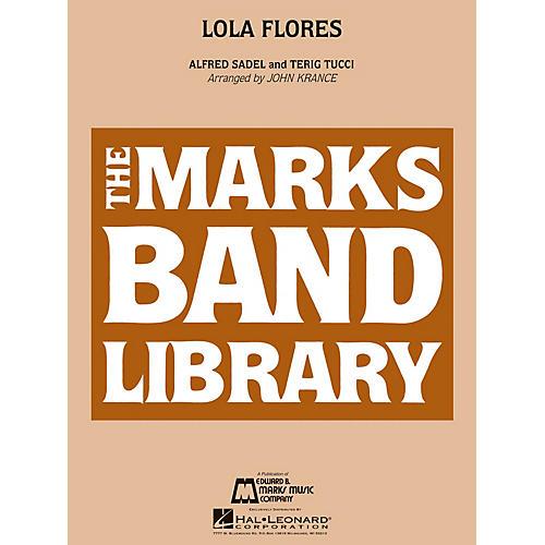 Edward B. Marks Music Company Lola Flores Concert Band Level 4 Arranged by John Krance-thumbnail