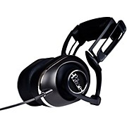 Lola Sealed Over-Ear Headphones Black