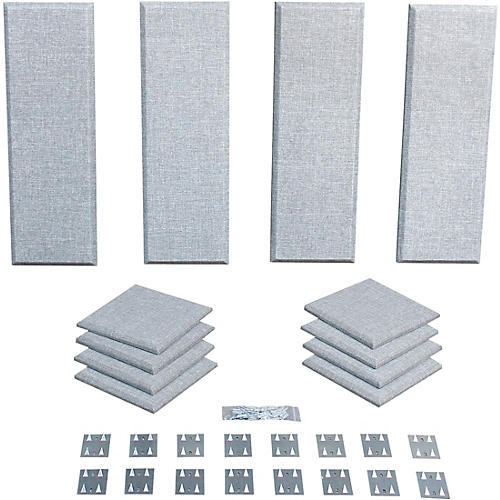 Primacoustic London 8 Room Kit Gray