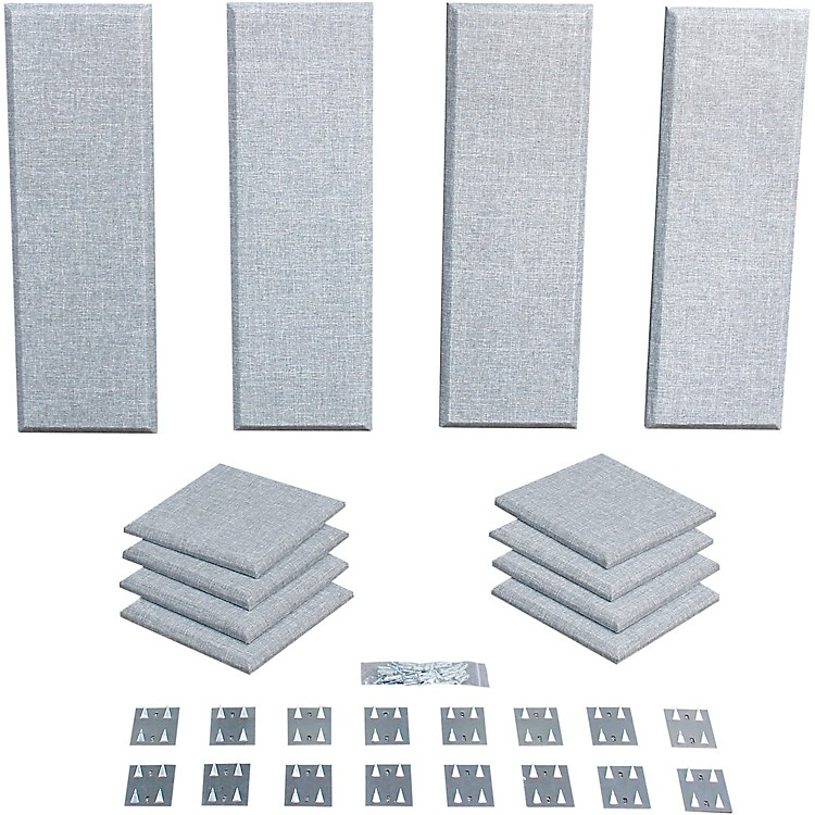 Primacoustic London 8 Room Kit Grey