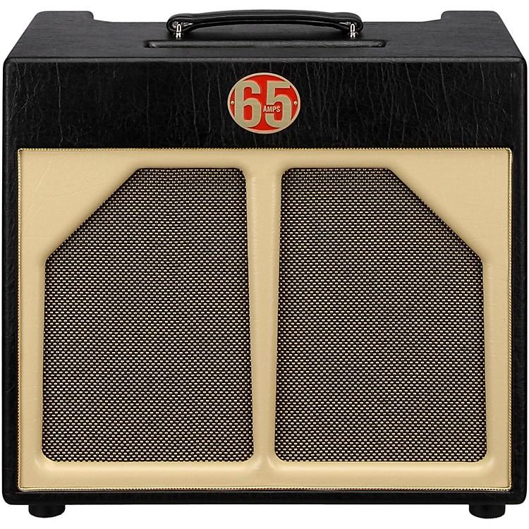 65ampsLondon Pro 18W 1x12 Tube Guitar Combo AmpBlack
