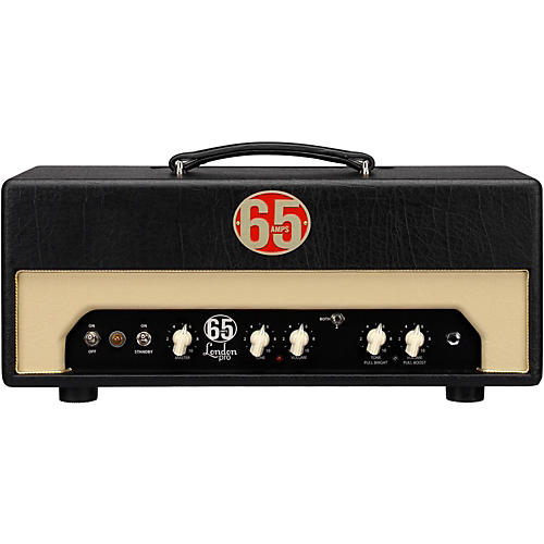65amps London Pro 18W Tube Guitar Amp Head Black