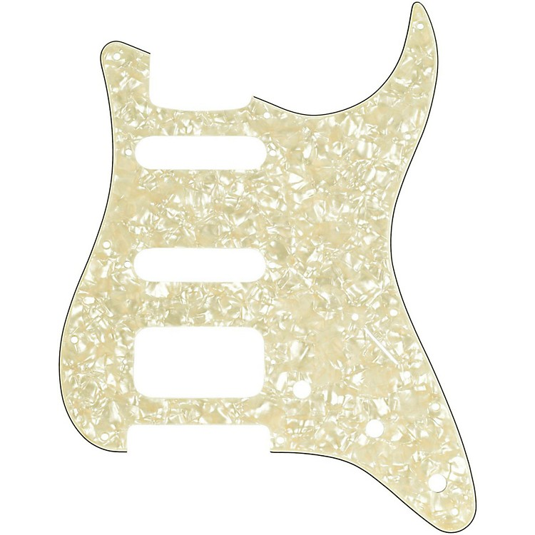 FenderLone Star PickguardWhite Pearl
