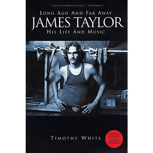 Omnibus Long Ago and Far Away - James Taylor: His Life and Music Omnibus Press Series Softcover-thumbnail