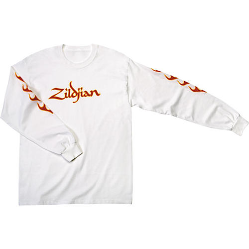 Zildjian Long Sleeve Fire T-Shirt
