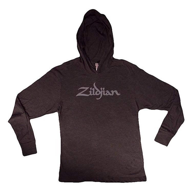 ZildjianLong Sleeve Hooded Shirt, BlackExtra LargeExtra Large