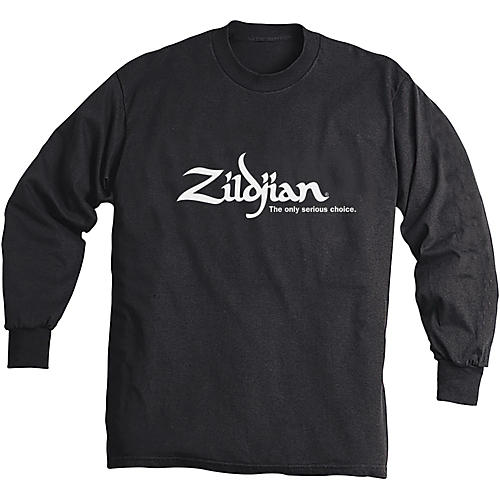 Zildjian Long Sleeve Shirt Black Extra Large