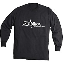 Zildjian Long Sleeve Shirt Black Large