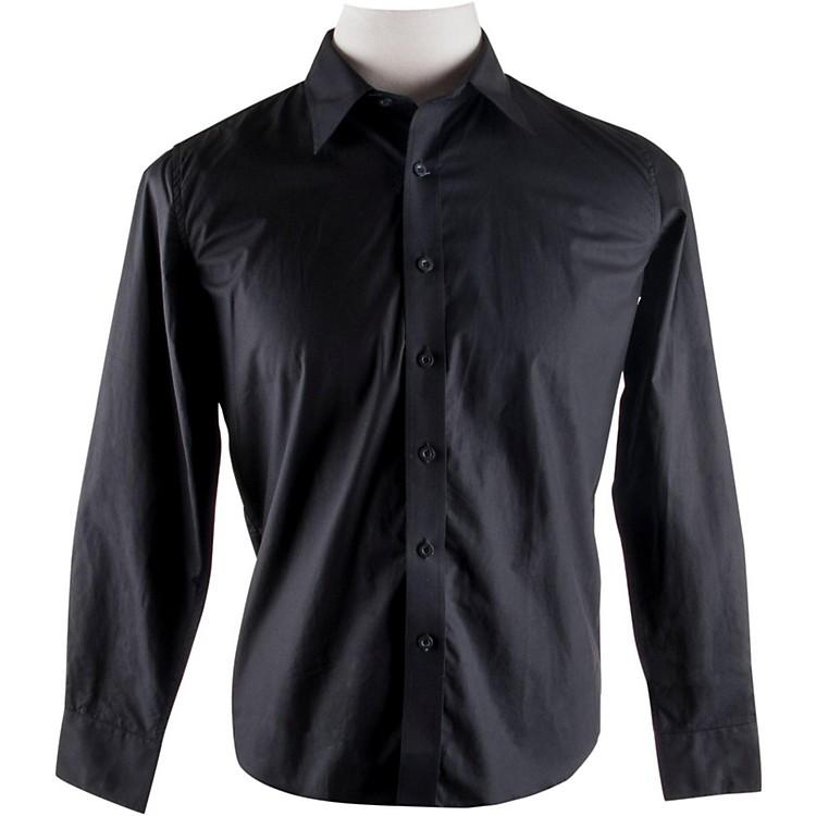 FenderLong Sleeve ShirtBlackXX-Large