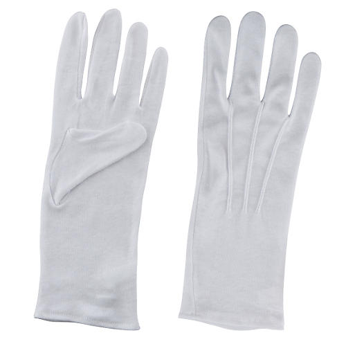 Director's Showcase Long cotton gloves-thumbnail
