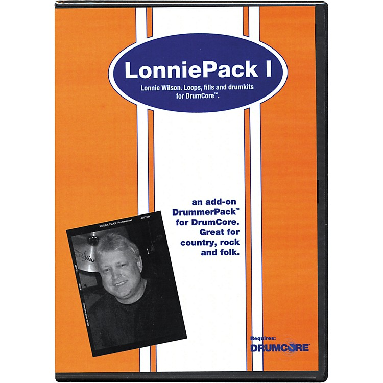 Submersible Music LonniePack I Add-On DrummerPack for DrumCore